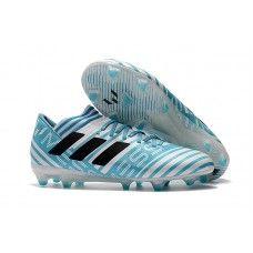 New Adidas Nemeziz Tango FG Football Boots Blue White Adidas Soccer Shoes, Nike Soccer, Soccer Cleats, Messi Soccer, Soccer Girl Problems, Barcelona Soccer, Fc Barcelona, Football Boots, Blue Shoes