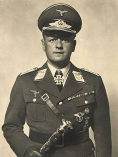 Erhard Milch, Reich Marshal, right hand Goering, founder of the Luftwaffe. Milch's father was Jewish