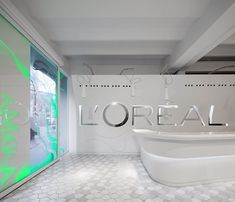 LOreal Academy by EMBT, Barcelona store design office design