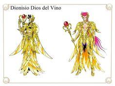 Dionisio Dios del Vino by Javiiit0