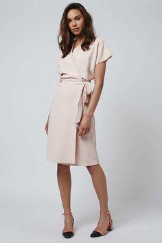 Wrap Dress - Dresses - Clothing - Topshop Europe