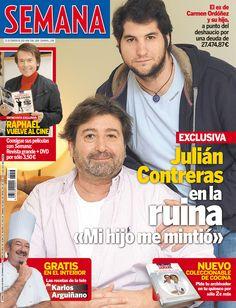 Una ENTREVISTA EXCLUSIVA: Julián Contreras en la ruina