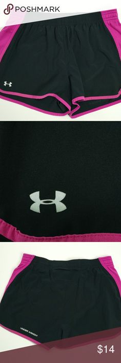 Under Armour Womens Small Running Shorts Under Armour Running Shorts in great condition. Under Armour Shorts