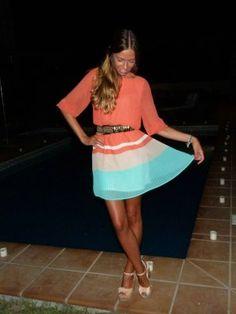 martacarriedo Outfit  suiteblanco  Verano 2012. Cómo vestirse y combinar según martacarriedo el 15-8-2012
