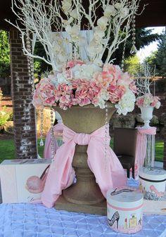 Bridal shower .   Luxury Events .