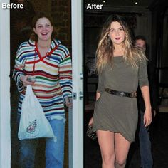 Celebrities Before And After Weight Loss