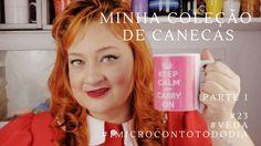 A menina rosa - A vida em micro contos!: #23 #VEDA #1microcontotododia I luv mug l Minha co...