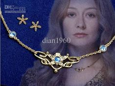 Wholesale a Hobbit Necklace Eowyn Necklace Lord of the Rings The ...