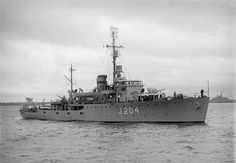 HMAS Katoomba (I) J204 - Mum's Dad served on her during WWII.