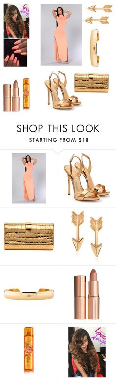 """Hey Arnold Remix- Rico Nasty"" by mirah123 ❤ liked on Polyvore featuring Giuseppe Zanotti, Journee Collection, Cartier and Charlotte Tilbury"
