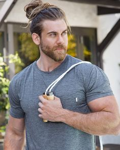 17 Best Casual Hairstyles Men Man Bun To Refresh Your Look 17 Best Casual Hairstyles Men Man Bun To Refresh Your Look Popular Hairstyles 2019 Casual Hairstyles The Man Bun nbsp hellip Man Bun Hairstyles, Casual Hairstyles, Popular Hairstyles, African Hairstyles, Brock Ohurn, Man Bun Styles, Best Post Workout, Hair Stations, American Casual