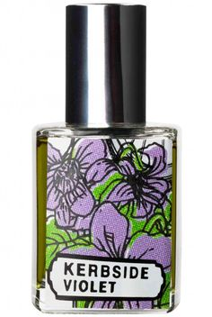 Kerbside Violet Lush perfume - a new fragrance for women 2014