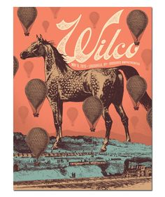 Dappled Horse Poster