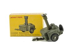 Cuisine roulante # 823 Corgi Toys, Army Vehicles, Matchbox Cars, Metal Toys, Diecast Models, Old Toys, Vintage Toys, Big Kids, Hot Wheels