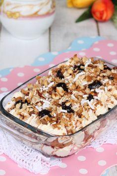 Italian Desserts, Italian Recipes, Gelato Ice Cream, Romanian Food, Cheesecake, Sweet Recipes, Sweet Tooth, Good Food, Dessert Recipes