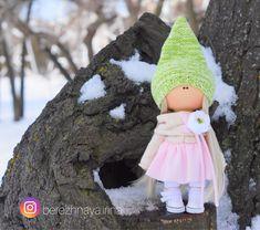 Коллекционные куклы ручной работы. Куколка. Irina Berezhnaya. Интернет-магазин Ярмарка Мастеров. Кукла, куколки, весенняя, dollhouse