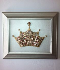King And Queen Crown Wall Decor everyone needs a cardboard crown | recycle cardboard boxes