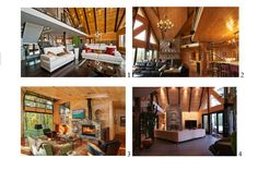 At Timber Block Insulated Log Homes, you can design your interior the way you want.....whether it's a classic design, or more modern - when you build a Timber Block, you get to choose! See tons of photos on our Facebook Page! (Timber Block)