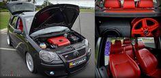 Preshen's Static VW Polo – 9N3 – Streamline Culture Vw, Car Seats, Polo, Culture, Black, Polos, Black People, Tee, Polo Shirt