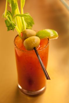 Las Olas Bloody Mary @ Grille 401