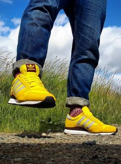 adidas zx 500 yellow
