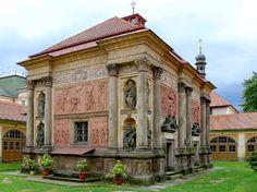 Česko, Praha - Loretánska kaple