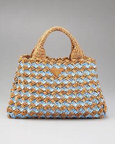 CROCHE DA ANJINHA: Bolsas em croche