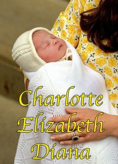 Princess Charlotte!