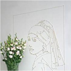 Masterpieces Pattern Sheet Patronen Kunstwerk Wanden