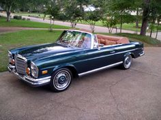 1971 Mercedes Benz 280SE 3.5, I'd love to see Chip Foose Customize this!
