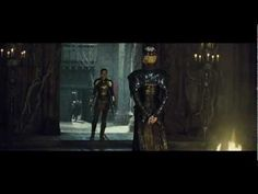 "Snow White and the Huntsman - The Kingdom ""Snow White challenges The Queen"""