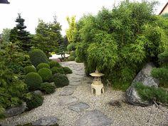 Inspiracje - Ogród japoński