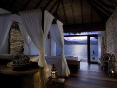 Song Saa Private Island hotel, Cambodia.
