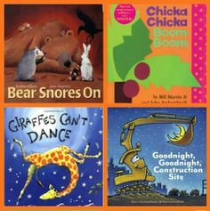 Books and Songs for Teaching Rhyming