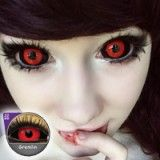 UNIQSO's strong colorant contact lenses let you replicate Tokyo Ghoul's eyes, thus making it easier for you to unleash the ghoulish side of your personality. Cosplay Tutorial, Cosplay Diy, Halloween Cosplay, Best Cosplay, Cosplay Ideas, Awesome Cosplay, Halloween Costumes, Cool Contacts, Colored Contacts