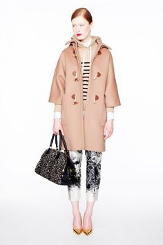 J. Crew Autumn/Winter 2012 New York Fashion Week