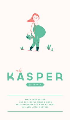 Kasper on Behance