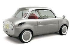 Suzuki retro micro car LC - 2 by Fine Cars, via Flickr