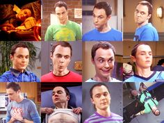SHELDON COOPER! (congrats to Jim Parsons for the second Emmy. You rock!)