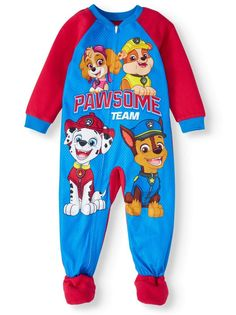 2T 3T NWT 2PC Baby Boy Clothes Fleece Paw Patrol Hoodie and Sweatpants 4T