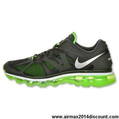 59a981fd88d5 New Nike Air Max 2012 Sequoia Volt Running 487982-303 Mens Fashion Shoes  Store Nike
