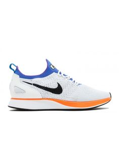 purchase cheap 69045 c009c Air Zoom Mariah Flyknit Racer White, Hyper Crimson 918264-100 Mens Shoes  Sale,