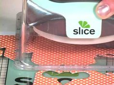 Slice Cordless Die-Cutter: Making the most of your paper (+playlist)