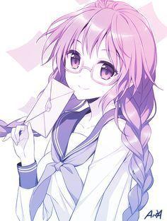 https://www.google.com/search?q=megane anime girl