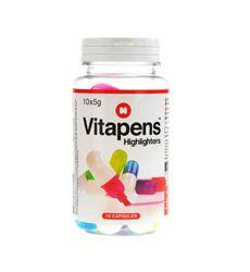 Mini Surligneurs Vitapens   MULTICOLOREMustard