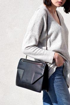 88d2541ed9 My Designer Handbag • Shot From The Street Minimal Look