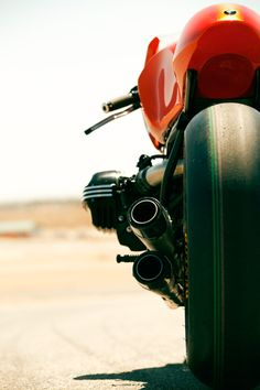 BMW motorrad + roland sands: concept 90 motorcycle
