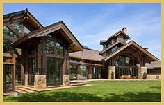 Tennessee Log Home Builder, Tennessee Timber Frame Homes, Commercial Log Builder