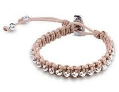DIY Tutorial: DIY Friendship Bracelet / DIY Friendship Bracelet With Beads In Just Five Minutes - Bead&Cord