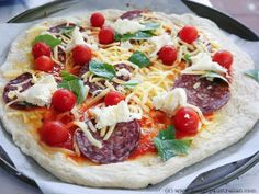 Backyard Wood Oven Pizza Party (The Hungry Australian)